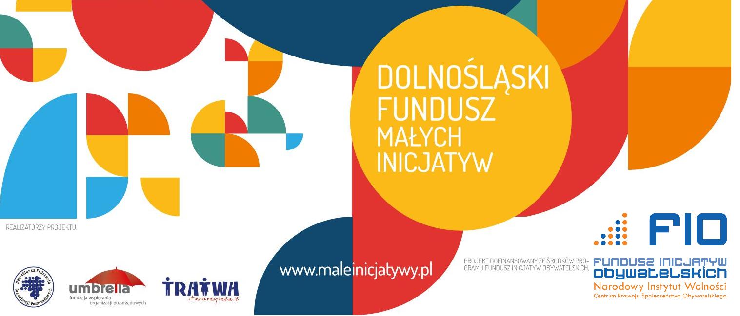 Mikrodotacje/środki na wsparcie realizacji lokalnych przedsięwzięć do 5000 zł dla młodych NGO, grup nieformalnych i samopomocowych z Dolnego Śląska. Drugi nabór wniosków:  od 1 do 16 marca 2019 roku.