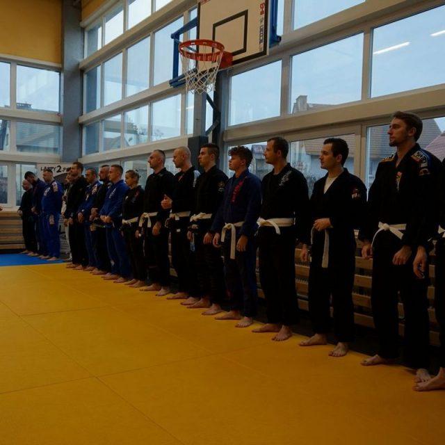 Otwarte zajęcia z brazylijskiego Jiu-Jitsu