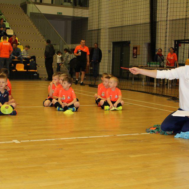 Zagraj z Mikołajem – Futsalowy Turniej Mikołajkowy